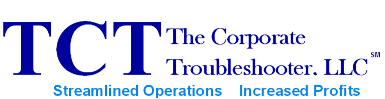 TCT  The Corporate Troubleshooter, LLC
